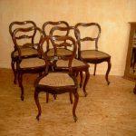 Stühle antik Eiche